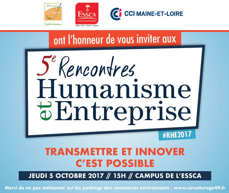 Rencontres science et humanisme 2018